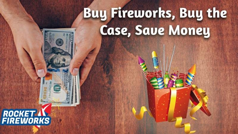 Buy wholesale Fireworks Online, Buy the Case, Save Money