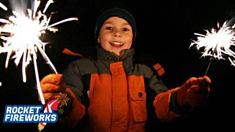 Fireworks are Fun for All Ages to Enjoy