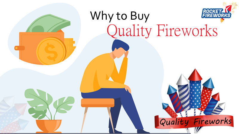 Why to Buy Quality Fireworks Online – Rocket Fireworks