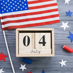 Make 4th of July Big Celebration with Fireworks