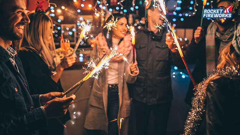 Buy Fireworks Online for your Backyard Celebration-Rocket Fireworks