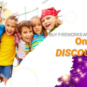 Buy Fireworks and Crackers Online at Discounted Rates