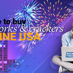 Where to buy fireworks and crackers the online USA