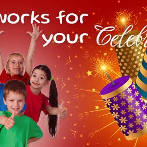Buy Fireworks for your Celebration – Rocket Fireworks