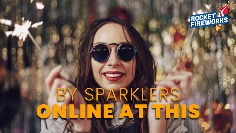 By Wholesale Sparklers Online At Discounted Rates – Rocket Fireworks